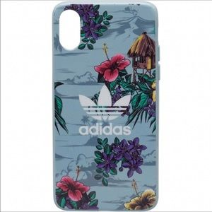 ADIDAS TROPICAL FLORAL IPHONE X XS CASE NWOT